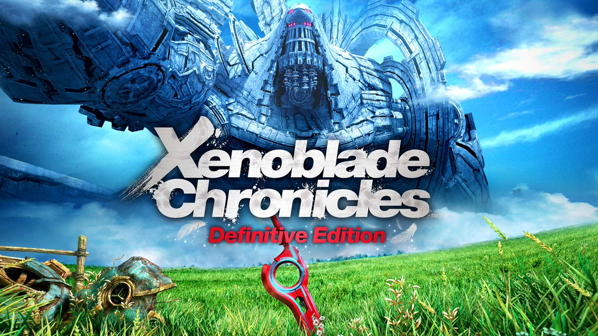 Happy Xenoblade Day! I extremely recommend this if you have any taste for RPGs. It combines the conveniences & gameplay seen in Western games with a strong story and an imaginative world. If you need to just be absorbed in a world for a long time, it's that and so much more!