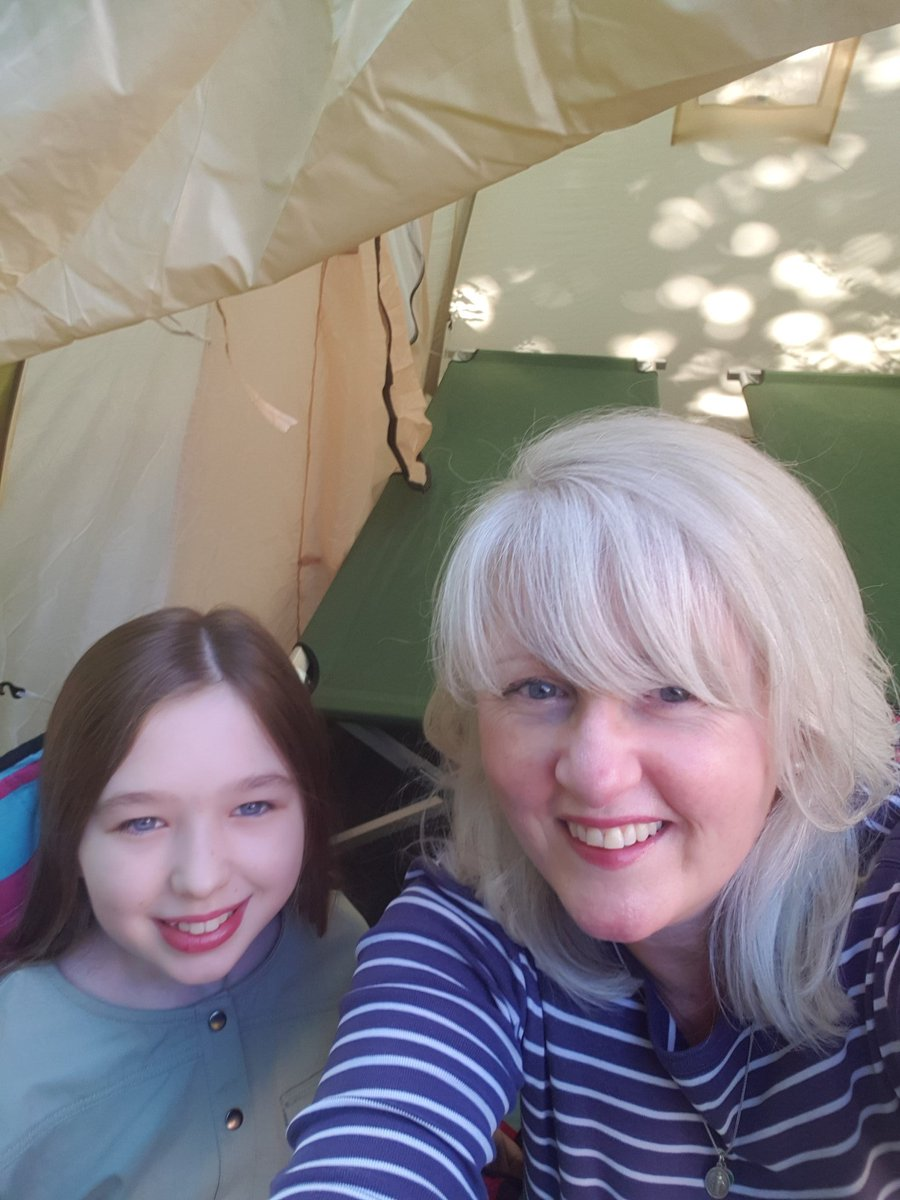 Lovely surprise when arrived home from work. Battered old tent already up in garden, camping holiday cancelled. Last time we did this woke to hedgehogs mating - really weird noise! Weekend off grid, see you Monday! #familytime #campingingarden  #happycamperspic.twitter.com/ulChj4P1kr