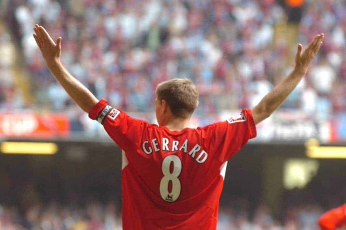 To the best there was, the best there is and the best there ever will be, Happy Birthday Steven Gerrard