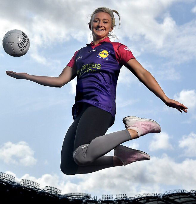 The @LadiesFootball, @lidl_ireland @JigsawYMH & the National Centre for Youth Mental Health, will roll out 5 days of special online activity from Mon June 1 to Fri June 5. On Thur, @CarlaRowe18 will bring viewers her 'Connect' video FULL INFO click ⬇️ dublinladiesgaelic.ie/news-detail/10…