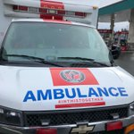 Image for the Tweet beginning: It's Paramedic Services Week and
