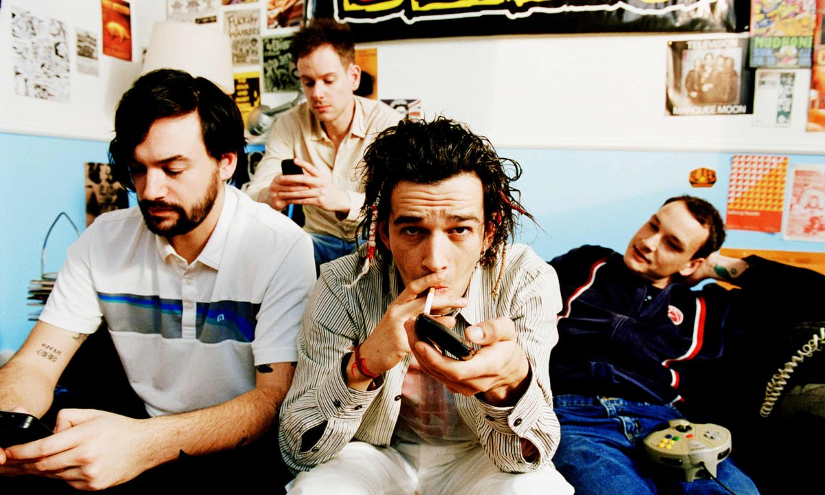 If You're Too Shy (Let Me Know) is back in the Top 40 thanks to the release of @the1975s #NOACF bit.ly/3cgs2R5