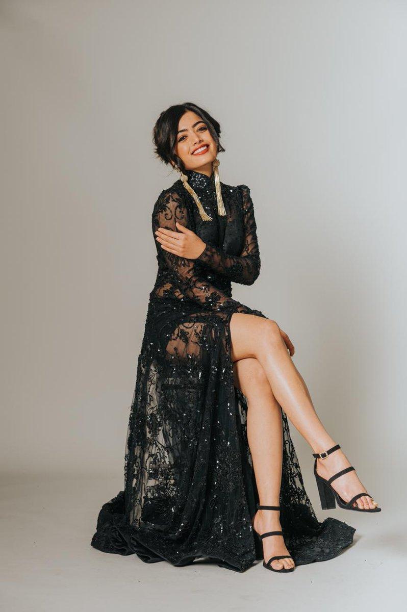 Elegant Beauty..!! @iamRashmika #RashmikaMandanna pic.twitter.com/NlBB9j1BOb
