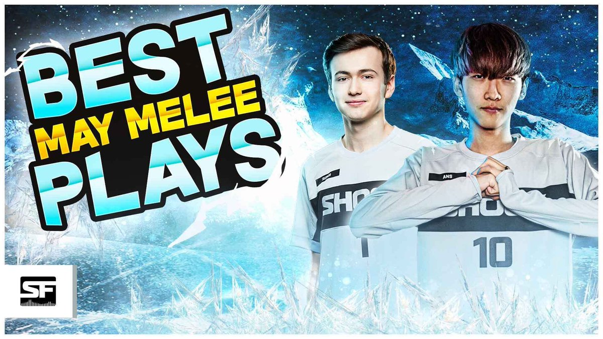 Lets relive our BEST plays from the May Melee TOGETHER on YouTube! Show starts NOW! youtu.be/VW4mqFjj7Y8