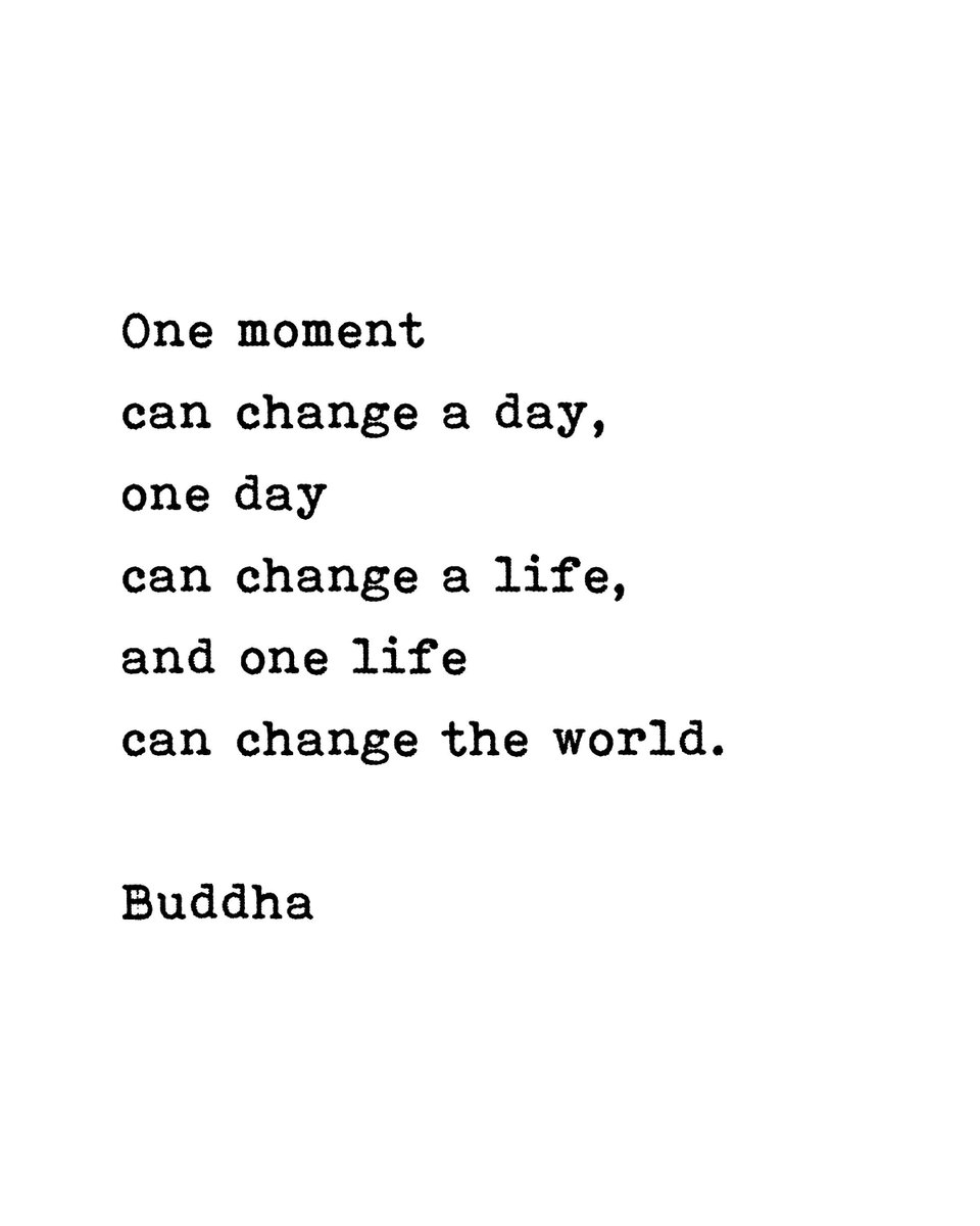 """One moment can change a day, one day can change a life, and one life can change the world."" - Buddha #DeliverMyDoorHangersDailyQuote  #Entrepreneur  #Motivation  #Inspire  #BusinessQuotes pic.twitter.com/NKNPAKHHKP"