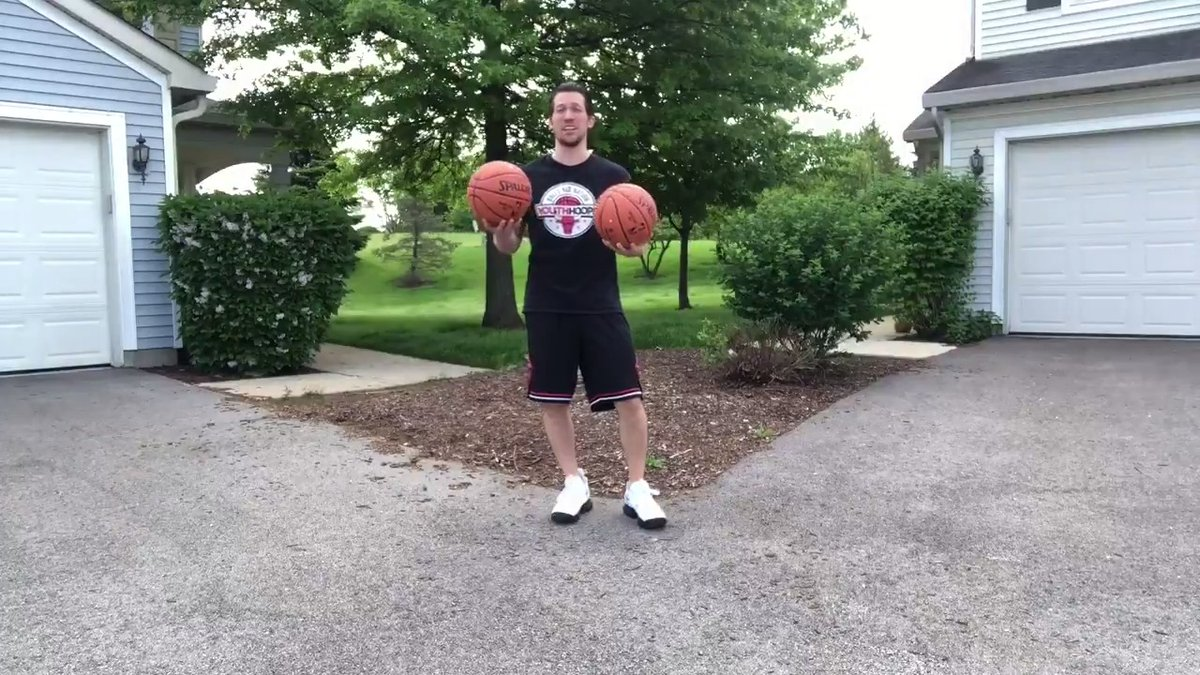 Bored in the house and want to work on your ball handling skills? Youth Hoops Coach Kyle has this workout just for you.  More Drills ➡️https://t.co/OEBCsr3zYx  #JrNBAatHome | @MOR_Docs https://t.co/IPvm6BC7vJ