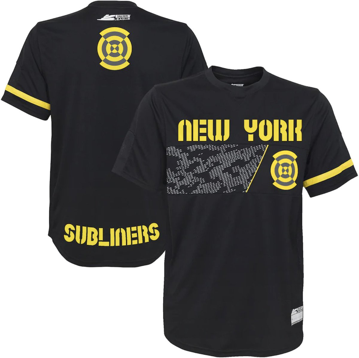 We think you'd look good in yellow. We're giving away 5 NYSL jerseys, so you can look just like the pros. All you have to do is:   ☑️ Follow @Subliners on Twitter 🎯 Retweet this post 🎮 Reply and tag a friend who can fry like the best of them  #NYSL https://t.co/U2gYoN5ecp