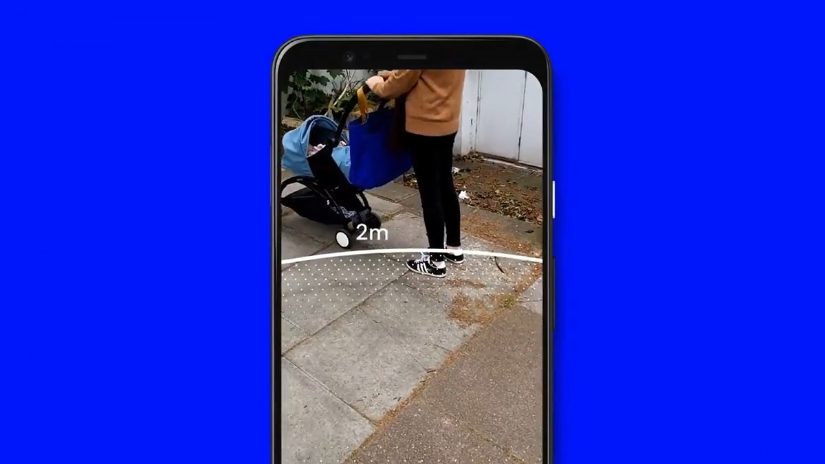 Sodar is an AR Tool by Google That Helps You Understand Social Distancing dlvr.it/RXcfDf