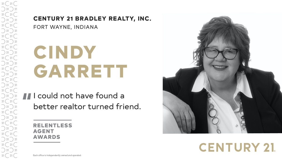 "When we asked Relentless Award winning agent Cindy Garrett what has changed for her due to the impact of COVID-19, her answer is simple…""Everything.""   We sat down with Cindy to understand the ways she prepares herself for the ups and the downs. https://t.co/53H0lSPBIZ https://t.co/lUWh4UkioG"