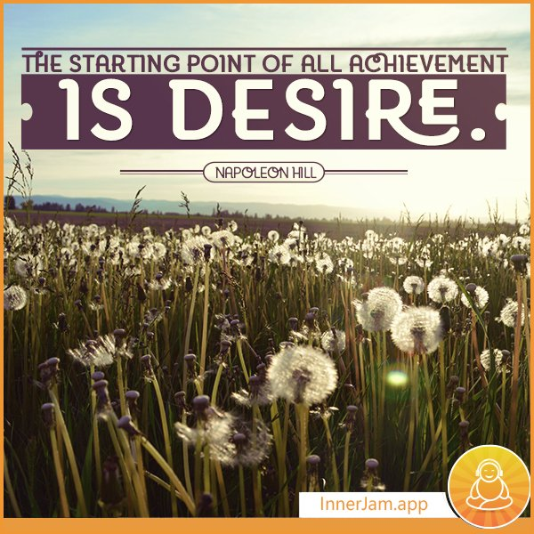 The starting point of all achievement is desire. . #inspiration #motivation pic.twitter.com/FNuTgoSa4K
