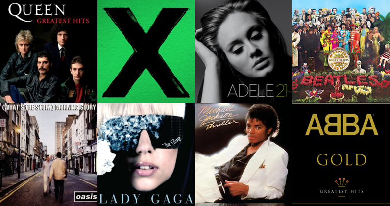 Delve into EVERY Number 1 album since the chart launched in 1956: bit.ly/1RP8ke6