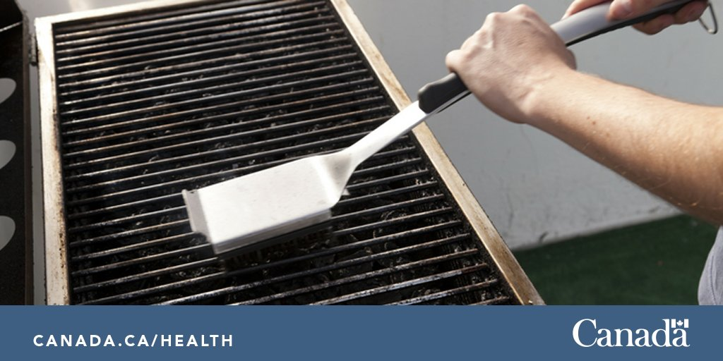 Barbecuing while in isolation at home? Check if your #BBQBrush is damaged or worn. If in doubt, throw it out! Inspect your grill for bristles that may be stuck to it before you fire up your #BBQ. More tips: http://ow.ly/AkIx50zRH2w  #BBQBrushpic.twitter.com/WM0uIDAzos