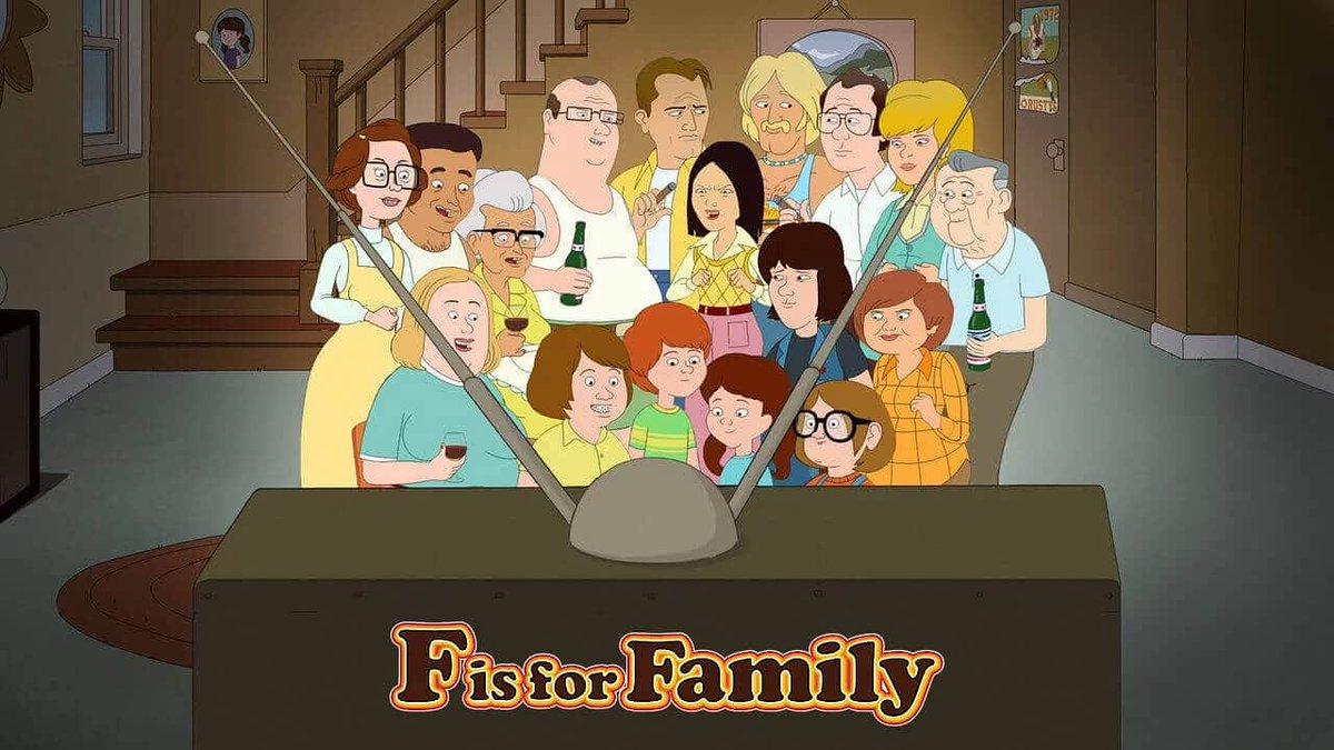Trailer - Netflix - F is for Family - Season 4 - Official Trailer - (Inglês)  #CanalMeuMundo #Trailer #Netflix #FIsForFamily #Série #DesenhoAnimado #Comédia #Drama   https://youtu.be/U3PHV23xGwgpic.twitter.com/JxEXLYAo1z