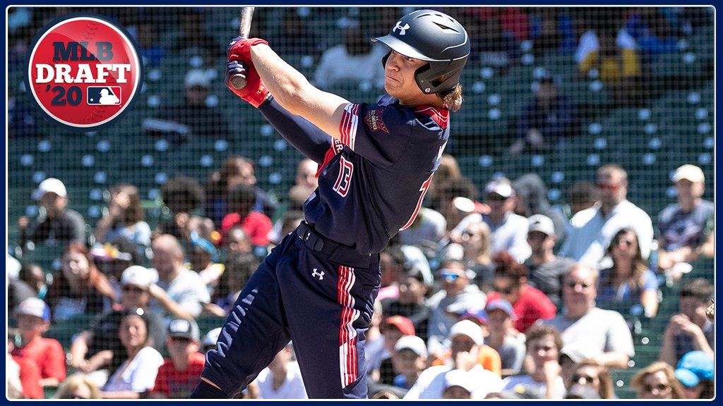 Ever since he was a 6th grader biking to watch the HS team work out, Zac Veen has been setting lofty goals for himself. Now the top-ranked prep #MLBDraft prospect, Veen hasnt stopped dreaming. He doesnt want to just reach #MLB -- he wants to be an MVP: atmlb.com/3exeLVC