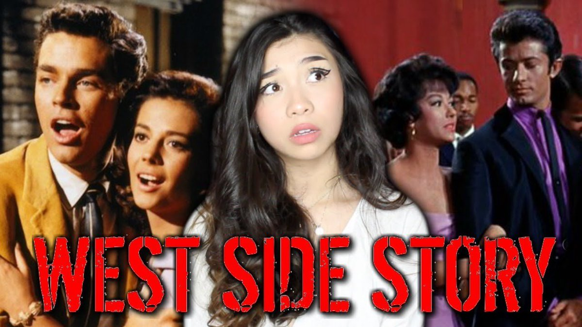 new video: I WATCHED **WEST SIDE STORY** FOR THE FIRST TIME EVER https://t.co/229ikaDQGd https://t.co/18q61yLuu1