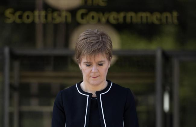 I am writing more than usual because we only have the Nicola Sturgeon story being told at the moment. We cant rely on the journalists. We cant rely on the opposition politicians We can only rely on ourselves & this moment is important effiedeans.com/2020/05/machac…
