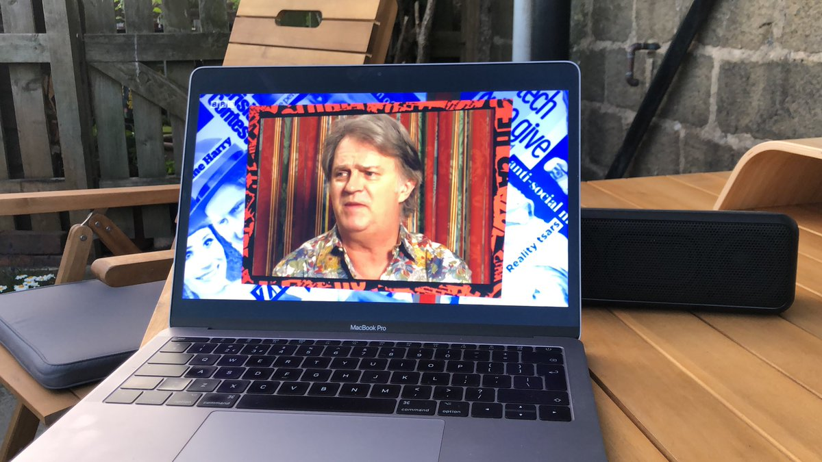 It is wonderfully joyous that #HIGNFY have devoted 20 of its 30 minutes to the ridiculous excuse that #DominicCummings went to Barnard Castle to test his eyesight. I feel proud to be British (at last...) pic.twitter.com/vj0CGKFlVi