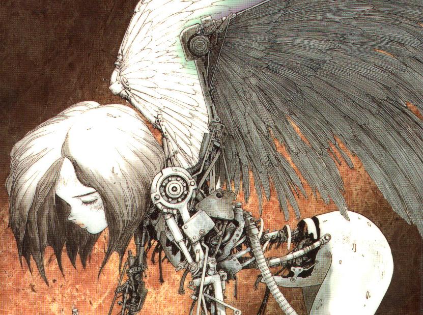 Battle Angel Alita by Yukito Kishiro is one of my all time favourite manga #manga #AlitaBattleAngel #art #GraphicNovel https://t.co/5klt2okvtY