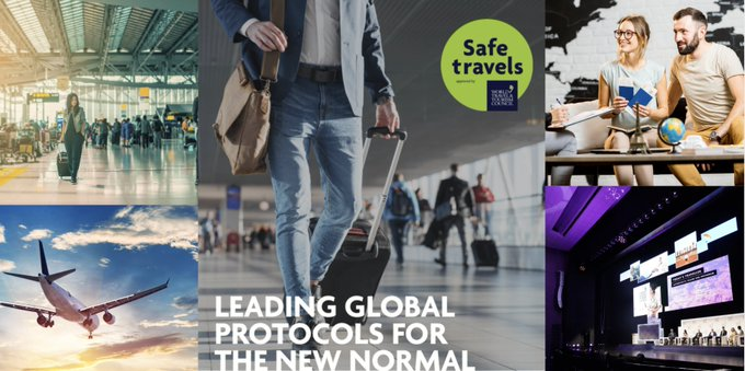 .@WTTC launches #SafeTravels protocols for #aviation, #airports, MICE & #touroperators are now available: http://ow.ly/Ue1e50zTqzN #meetings #incentives #events #airtravelpic.twitter.com/lTYKcsZ8CE