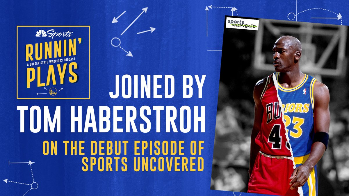.@tomhaberstroh joins today's episode of Runnin' Plays to discuss the debut of #SportsUncovered and the NBA's possible return in Orlando.   Listen here: https://t.co/UdC15CR8zF https://t.co/zSv1W4G5PR