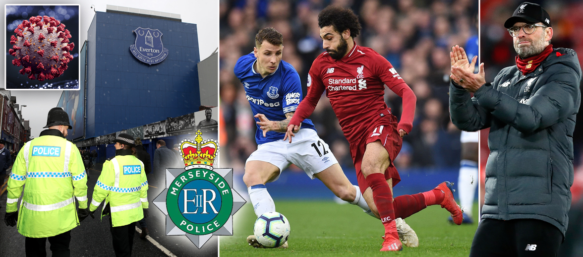 Merseyside police takes Everton vs Liverpool stance with clubs to argue case for home games   @CrossyDailyStar & @cmckennasport   #EFC #LFC dailystar.co.uk/sport/football…