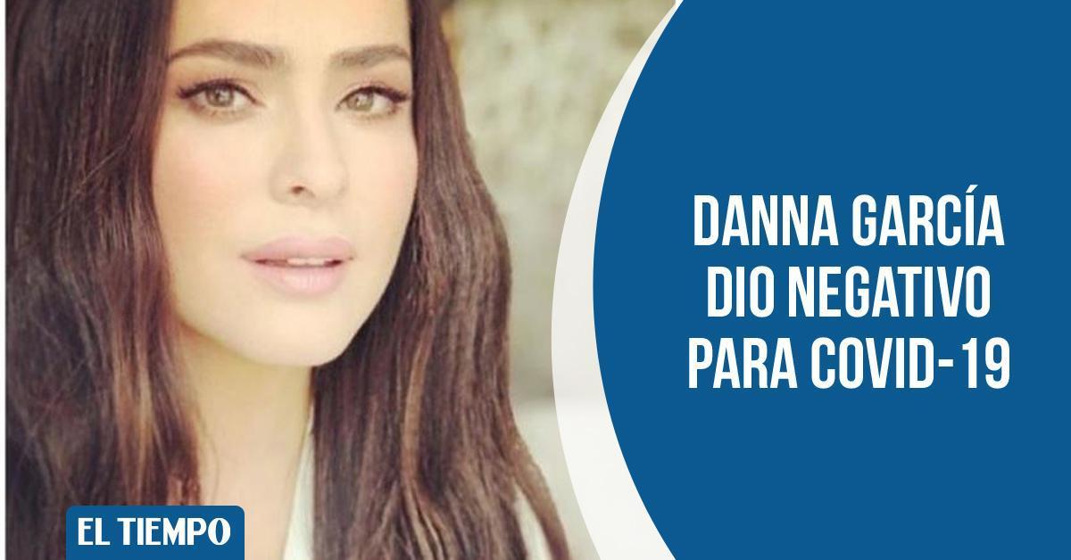 Después de tres pruebas positivas, Danna García está feliz de poder reunirse con su familia y especialmente con su hijo Dante. Mire aquí los detalles 👉 bit.ly/2BcMzJj