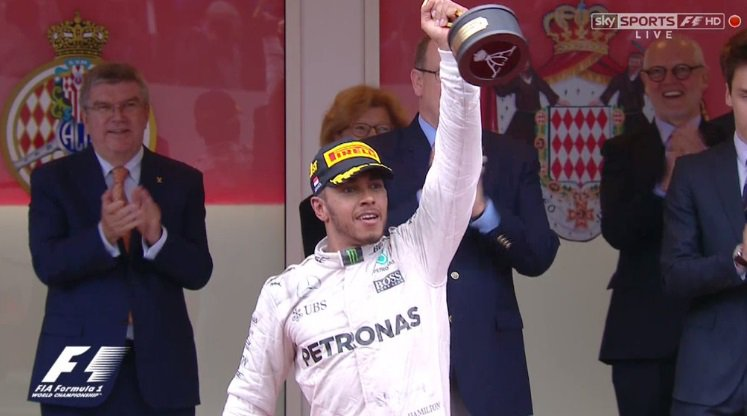 On this day in 2016, @LewisHamilton scored his 44th career @F1 win at Circuit de Monaco #Formula1 #F1 #MonacoGP https://t.co/Z9pc6XrHZ7