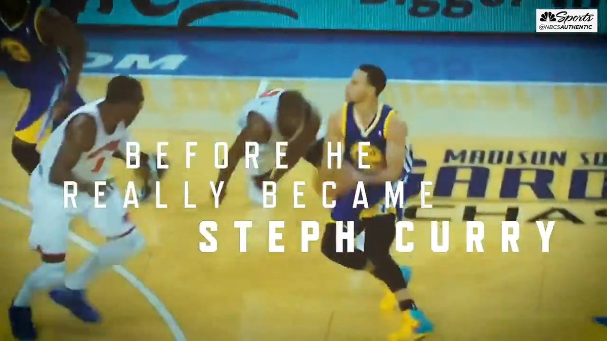 Mike Breen and Greg Papa talk about Steph's special night at MSG.  Tune in to Curry Countdown at 10:30pm this Saturday on NBCSBA to see the most memorable moments of Steph's career. https://t.co/PwhGOwgOsL