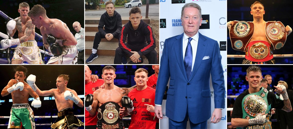 British brothers Charlie and Sunny Edwards tipped for world title fights on same bill   @frankwarren_tv   🥊 dailystar.co.uk/sport/boxing/b…