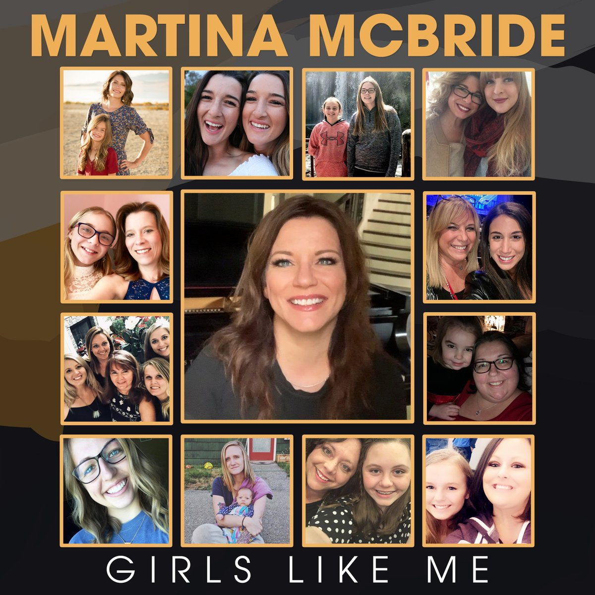 Here's the new cover of #GirlsLikeMe. We are in week 2 of our selfie single covers! I'd love to see you with me on next week's cover, so remember to submit yours using the link below. Do you see yourself in this week's cover?? Let me know if you do! smarturl.it/GirlsLikeMe_Su…