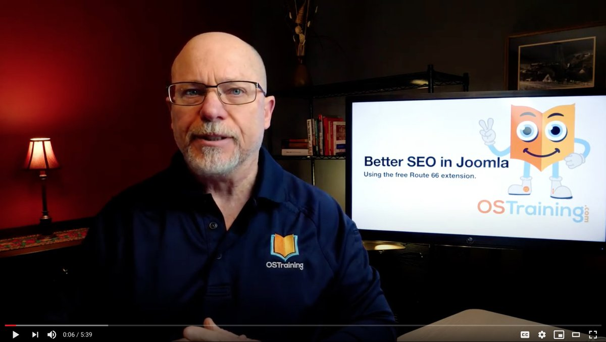 OSTips: Search Engine Optimization in Joomla  It takes work to get your articles indexed by search engines.  Route 66 is an excellent tool for helping you do that.  http:// ow.ly/AsQc50zQekR      #joomla #joomlers #seo #joomlaseo #womenintech #ostraining #joomlatips #ostrainingofficial<br>http://pic.twitter.com/h9cH9CzB3c