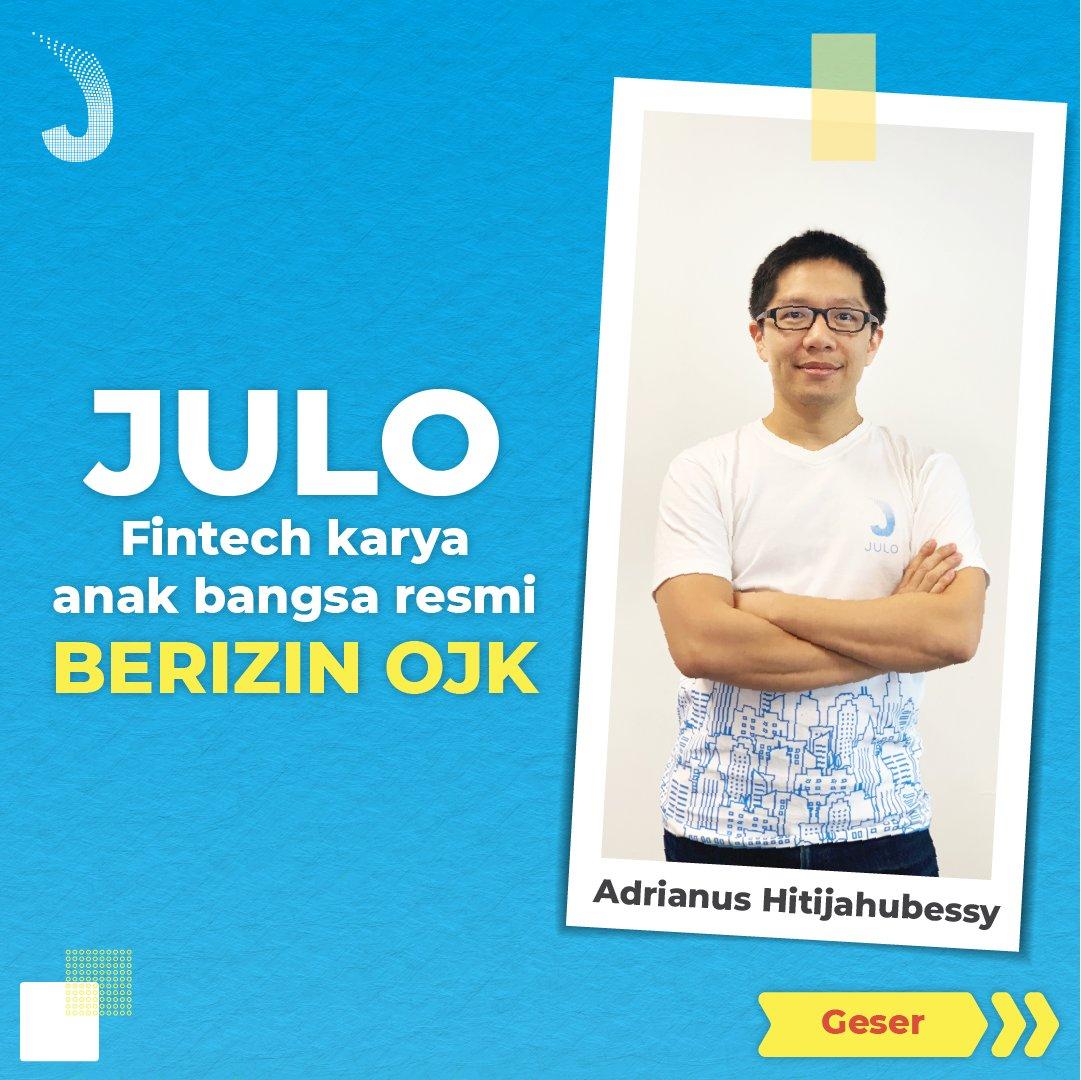 Julo Official Account Juloindonesia Twitter