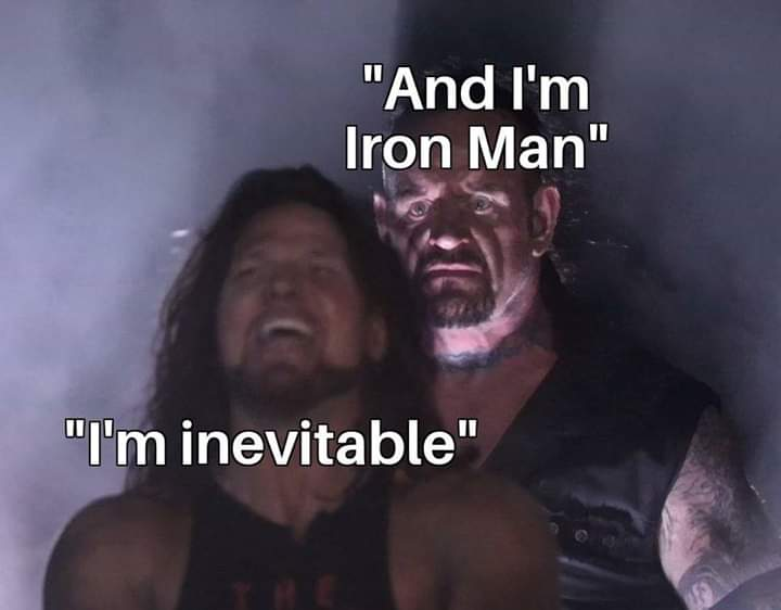 This still and will always crack me #theundertaker #WWE pic.twitter.com/IpujSVFe96