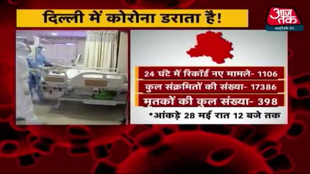 जाल में उलझी दिल्ली, कैसे टले संकट? #SubahSubah #ATVideo