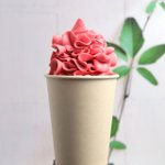 Image for the Tweet beginning: 上野ファーム NAYA cafe  今日は、気温が上がりますよー さっぱり味のソフトクリームは如何でしょう〜^ ^    #上野ファーム  #ソフトクリーム #旭川 #マップス #情報誌 #飯テロ