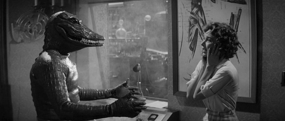 THE ALLIGATOR PEOPLE (1959) #scifi #horror w Lon Chaney Jr.pic.twitter.com/ZJXHLQ7hoy