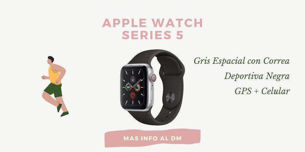 Chicooos estoy vendiendo este Apple Watch ⌚️ espeeeectacurar, nuevo, en su cajita, selladito y a un precio chevere! . @MarioGiraldoR ayúdame con un RT ahí porfi y graciash!  . @Valledupar #Valledupar #curumani #codazzi #lajagua #elcopey @_Curumani https://t.co/M727lBciau