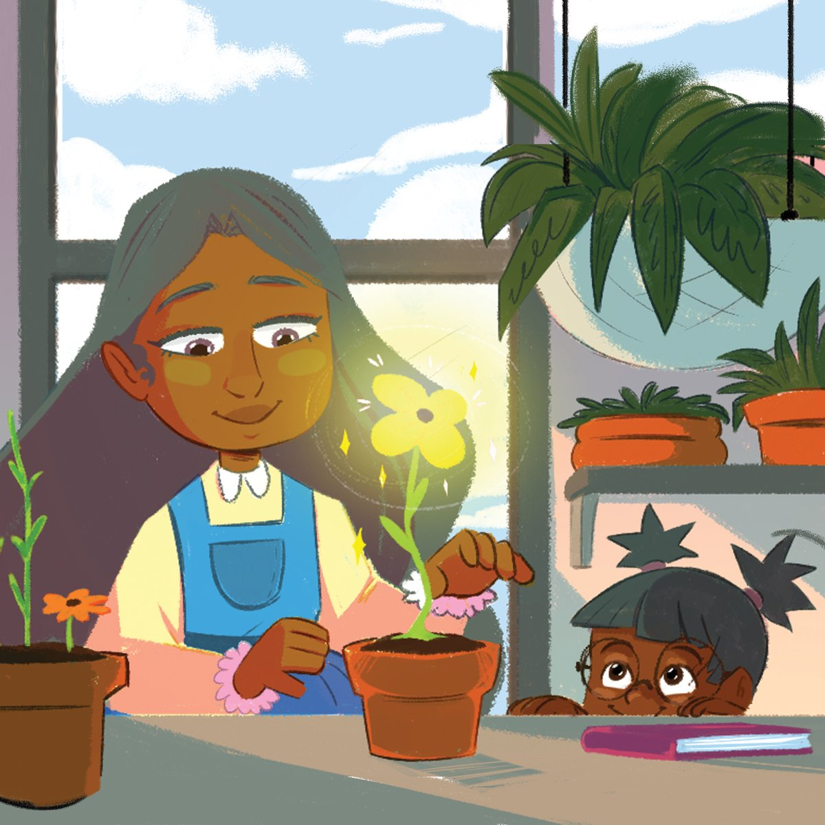 @kianamaiart Thanks for this Kiana. Sending u hugs!  I'm Pearl! I'm a Chinese-Jamaican Storyboard & comics artist, & (children's) illustrator! I enjoy being part of creating stories about self-love (#HairLove✨), culture & magic!   ✉️pearllow2@gmail.com