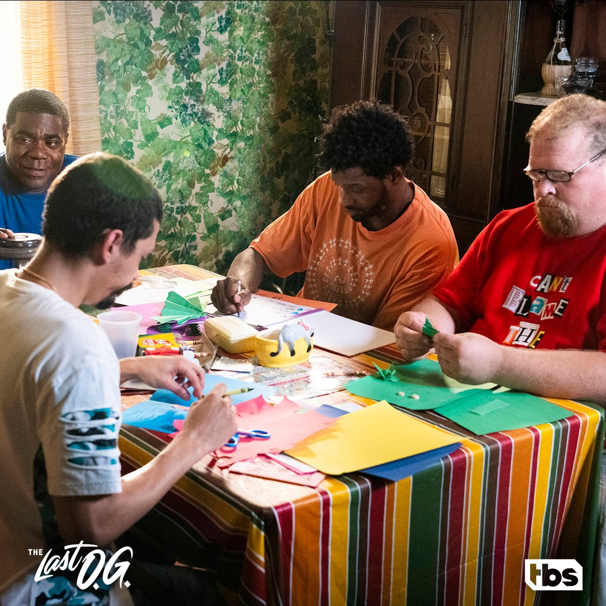 Remembering the good ol' days with the halfway house crew. #TheLastOG