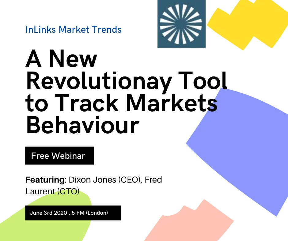 Join our Free Webinar and Learn how InLinks Market Trends Tool can Help you Curate Content and Track Markets Behaviour   Grab your Spot https://bit.ly/3dJ3uBb   Discover how our new InLinks Tool can Bring your SEO Content Strategies to the Next Level pic.twitter.com/NQrZ7iyjFQ