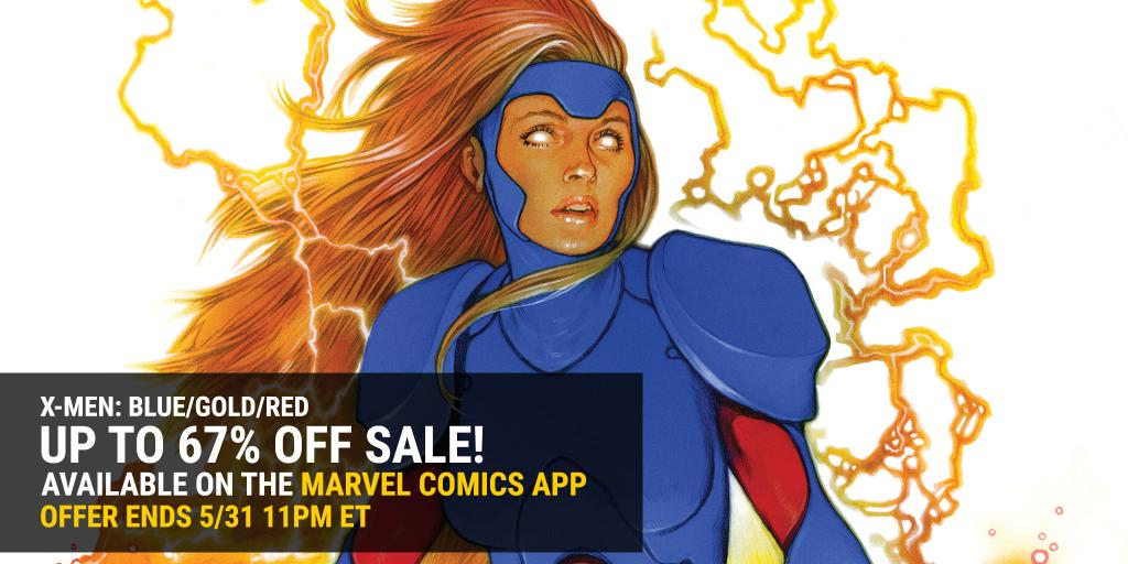 All the X-Men comics for everyone. Take a look at the latest sale in our digital comics shop now: https://t.co/xIThfSlOdZ https://t.co/5YT95NyNWD