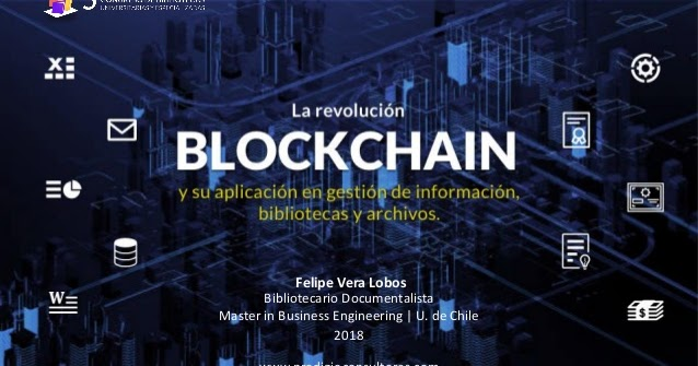 La Revolución Blockchain y su aplicación en gestión de información, bibliotecas y archivos. Felipe Vera @felipevera http://e-learning-teleformacion.blogspot.com/2019/09/la-revolucion-blockchain-y-su.html…  #bibliotecas #blockchain #digitalTransformation #eLearning #emergingTechnologies #disruption #gestiónDocumental #información #innovaciónpic.twitter.com/POD9A5btHB