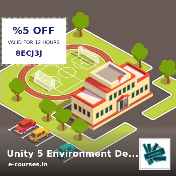 Check out this product  Unity 5 Environment Design using Voxel Art - for everyone E-course   starting at Rs. 5,879.99. #ecourse #e-courses #elearning #india Show now https://shortlink.store/2putPRuyyqpic.twitter.com/fDKJ0i6FUw