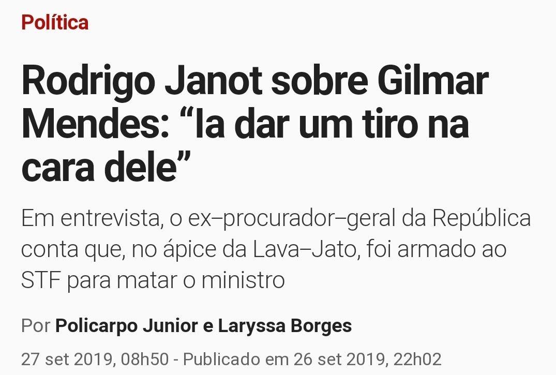 @tisemherois @OtoniDepFederal @AbrahamWeint @alexandre Quando Rodrigo JBS Janot será preso? https://t.co/9r4Vo7QZPF