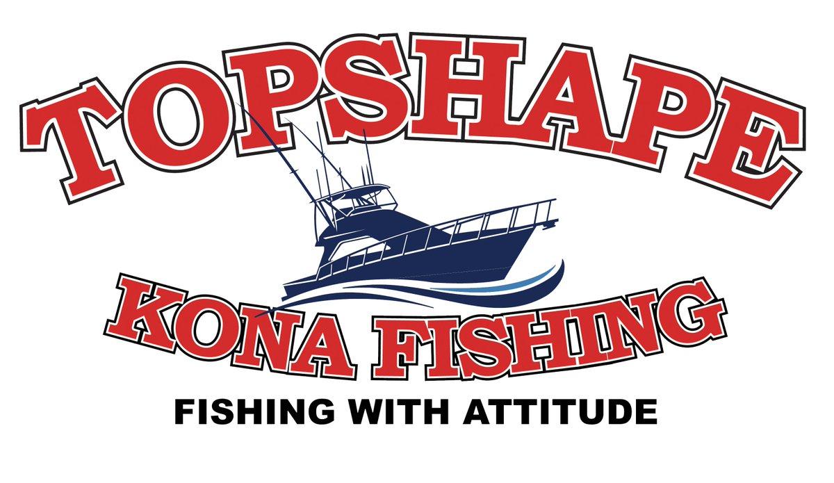 Topshape fishing in Kona, Hawaii.  https://t.co/PaunhM0Uro