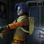 Image for the Tweet beginning: 'Star Wars: Rebels' Ezra Bridger