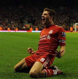 Steven gerrard\s big 40 u kno. Happy birthday king