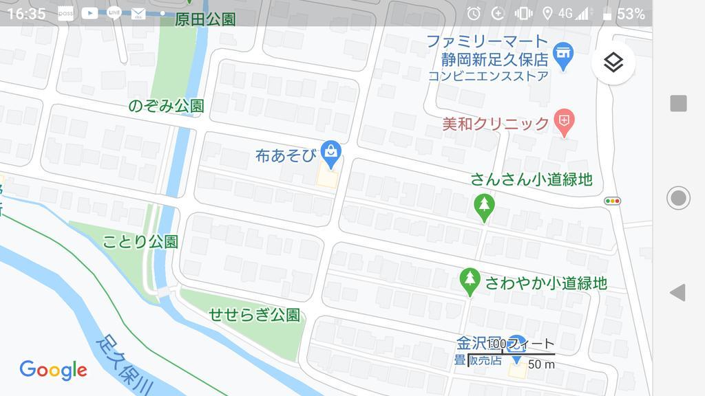 静岡は普通に地名がつくのですが、 ここは開発業者がつけたらしく 不自然に浮いてるというか、ダサダサというか