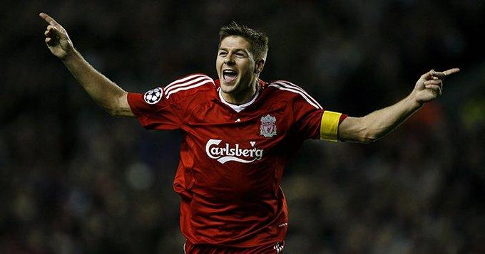 Happy Birthday Steven Gerrard.