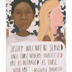 Image for the Tweet beginning: End the silence #BkackLivesMatter